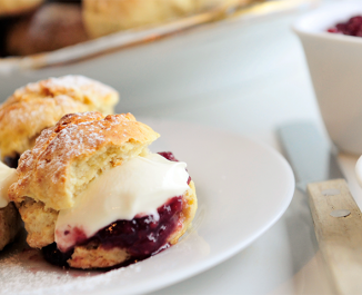 Baby Yogurt Scones