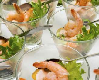 Prawn Cocktail Cups