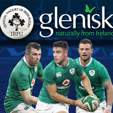 Win a Mega Irish Rugby Sports Pack