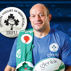 Rory Best Training Day