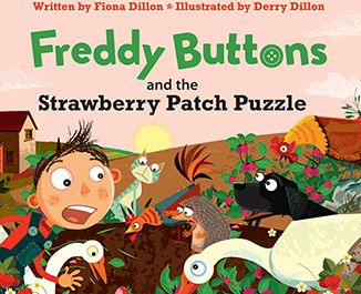 FB & the Strawberry Patch Puzzle
