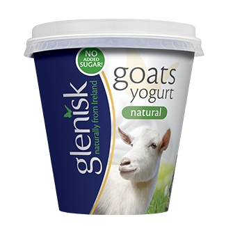 Goat's Plain Yogurt