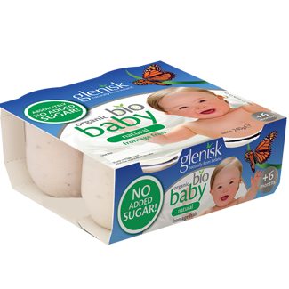 Organic Baby Natural Fromage Frais