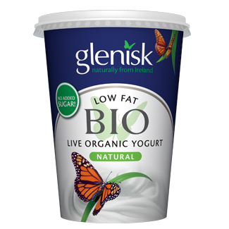 Organic Bio Low Fat Natural Yogurt