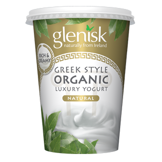 Organic Greek Style Natural Yogurt